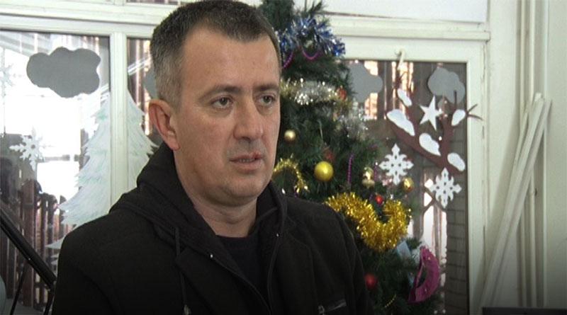Radiša Sinđelić, predsednik MZ Vreoci