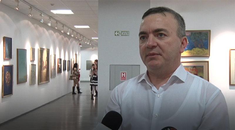 """Aleksandar Stanković, direktor Muzičke škole """"Marko Tajčević"""""""