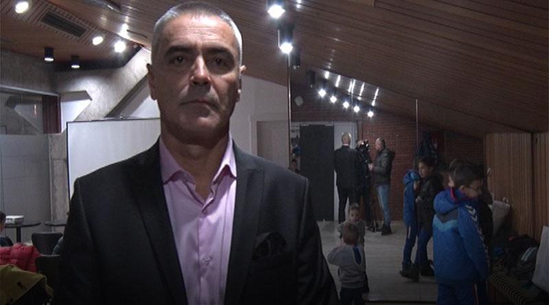 Zoran Stoisavljević, predsednik Akademije fudbala