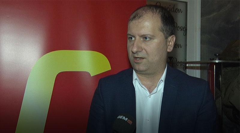 Vladimir Ilić, predsednik OO Pokret socijalista