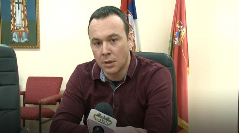 """Đorđe Maksimović, predsednik skupštine PD """"Eko Tamnava"""" Ub"""