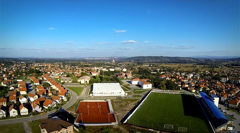 Sportski objekti u Lajkovcu