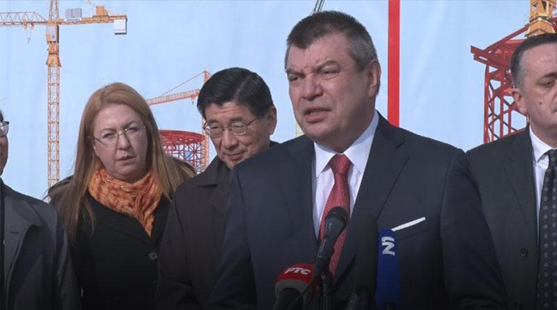Milorad Grčić, v.d. direktora JP EPS.