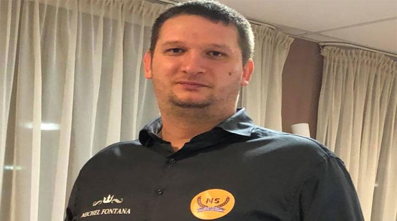 Novica Živanović, trener Next step Akademije iz Italije