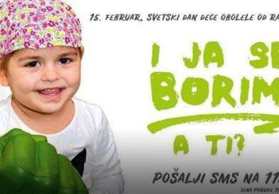 Obeležen Svetski dan dece obolele od raka