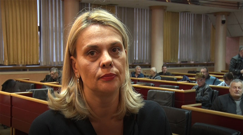 Radmila Koprivica, Poljoprivredna stručna služba Mladenovac