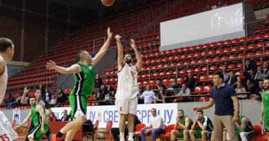 Poraz košarkaša KK Kolubare u Kragujevcu