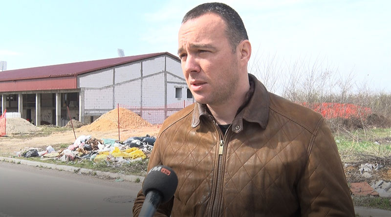 Đorđe Maksimović, pomoćnik predsednika GO Lazarevac