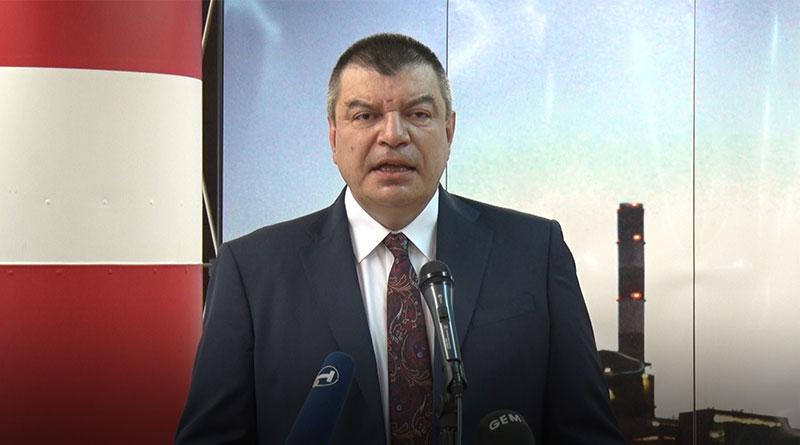 Milorad Grčić, v.d. direktora JP EPS