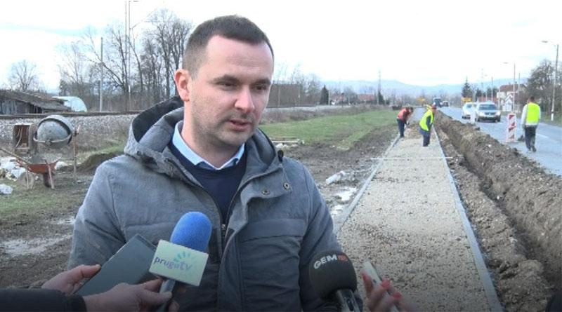 Nenad Džajević, zamenik predsednika opštine Lajkovca