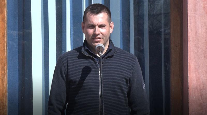 Predrag Kovačević, predsednik Društva pčelara Lajkovca