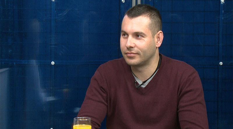Predrag Kovačević, predsednik Društva pčelara Lajkovac