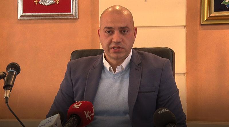 Tomislav Rikanović, predsednik Skupštine GO Lazarevac