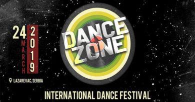 """""""Dance zone"""" internacionalni festival u modernom plesu u nedelju okupiće najbolje igrače iz regiona"""
