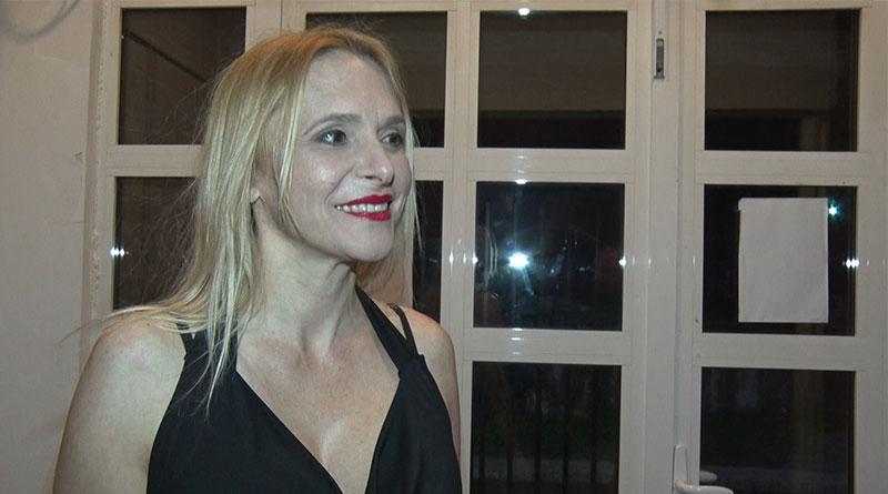 Jasmine Večanski, rediteljka i glumica