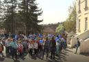 """""""Dulovci"""" šetnjom i radionicom ispred biblioteke obeležili Svetski dan osoba sa autizmom"""