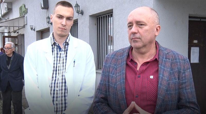"""Dr Jovan Milojević, direktor DZ """"Dr Đorđe Kovačević"""""""