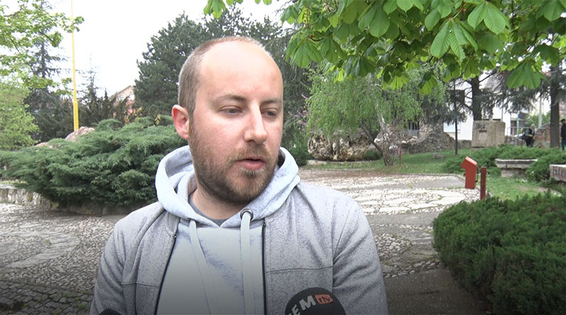 """Marko Mijušković, izvršni direktor JPKP """"Lazarevac"""""""
