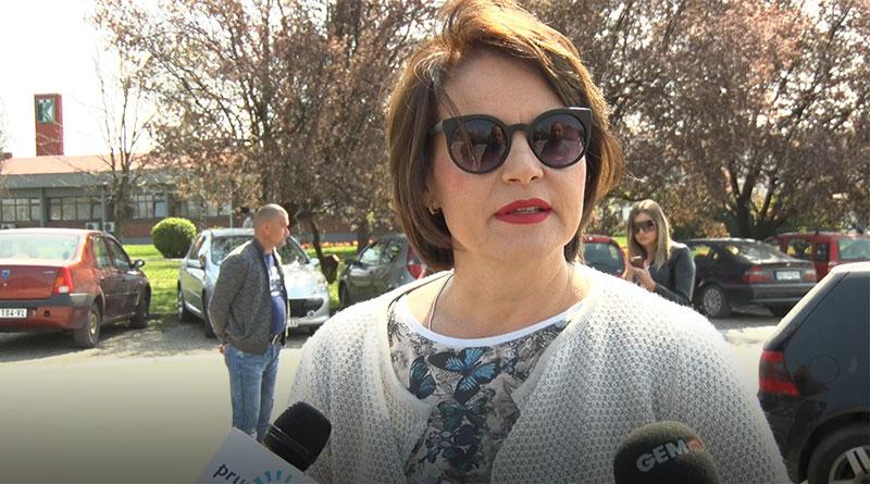 Aleksandra Milić, nastavnica engleskog jezika