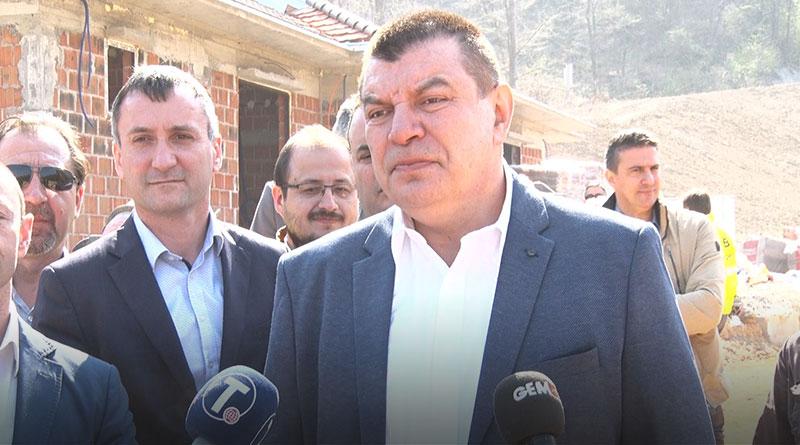 Milorad Grčić, JP EPS