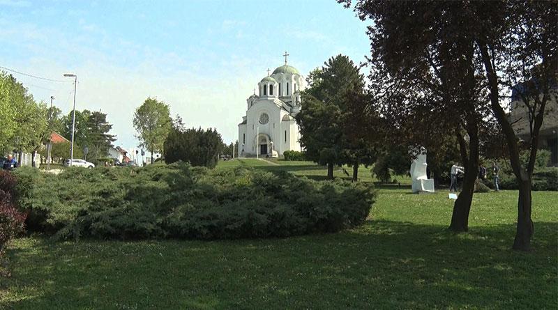 Hram Svetog Dimitrija -Cveti