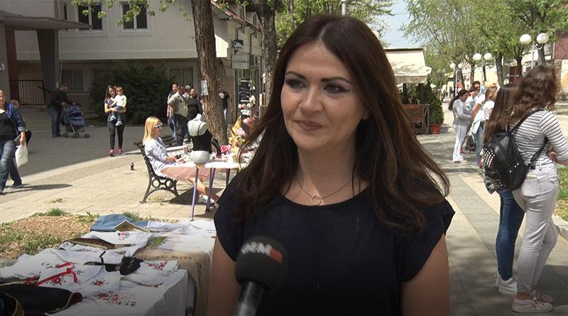 """Tamara Lučić, Udruženje """"Klupko"""""""