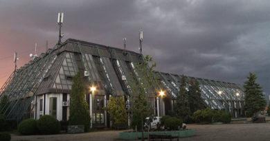 """Zatvoren Sportsko rekreativni centar """"Кolubara"""""""