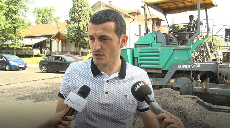 Aleksandar Bulatović, član Veća zadužen za saobraćaj