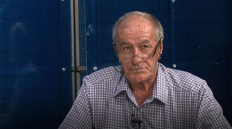 Slobodan Petrović, predsednik Udruženja penzionera