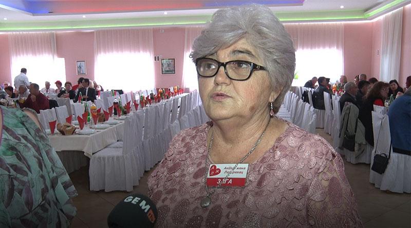 Zagorka Uskoković, Aktiv žena Lazarevac