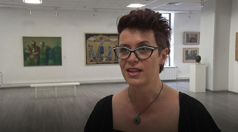 Katarina Milinović, nastavnica istorije
