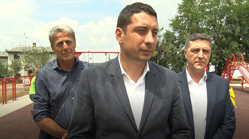 Dragomir Petronijević, član Gradskog Veća