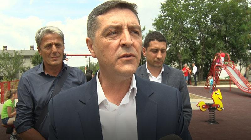 Slobodan Adamović, predsednik GO Barajevo