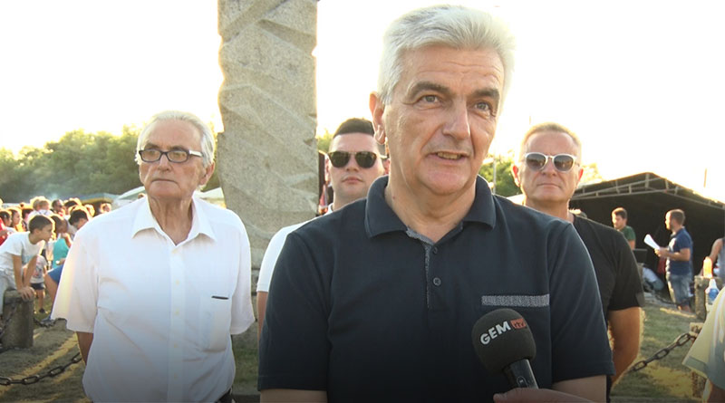 Miloje Živanović, zamenik predsednika GO Lazarevac