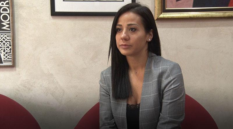 """Ana Stašević, koordinatorka za medije PU """"Rakila Kotarov Vuka"""""""