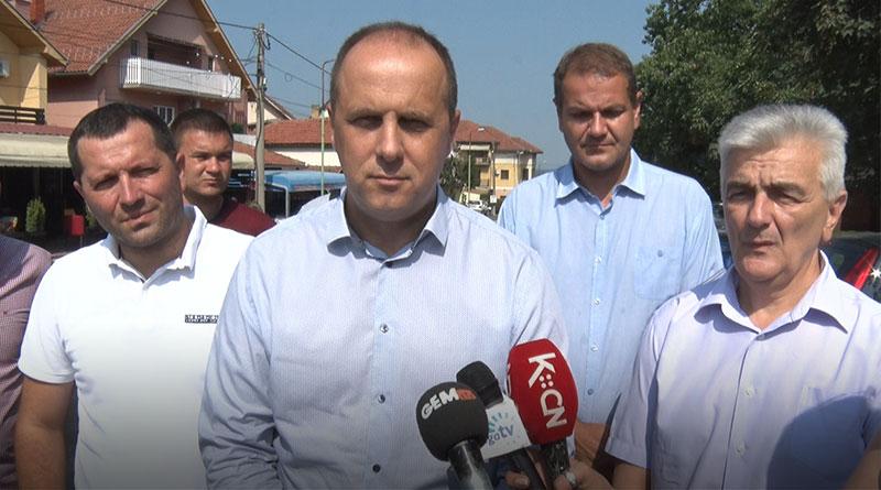 Bojan Sinđelić, predsednik Gradske opštine Lazarevac