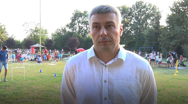 """Vladimir Dragićević, direktor SRC """"Kolubara"""""""