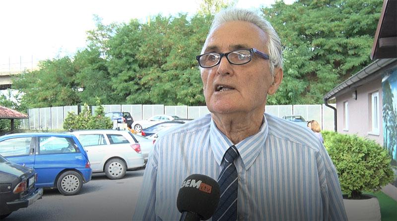 Miroslav Ilić, sekretar Udruženja penzionera Lazarevca