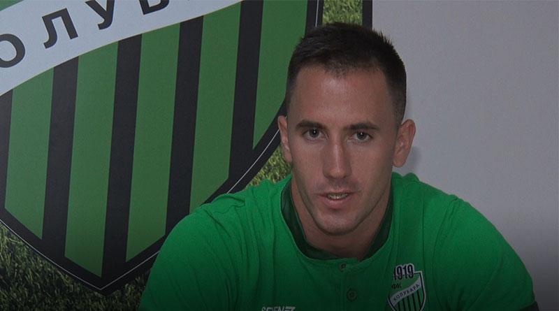 Nemanja Cvetković, zamenik kapitena zeleno crnih