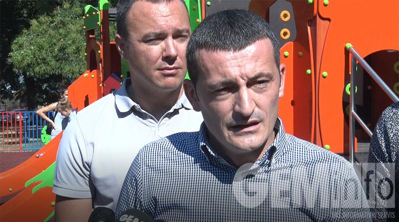 Aleksandar Bulatović, član veća