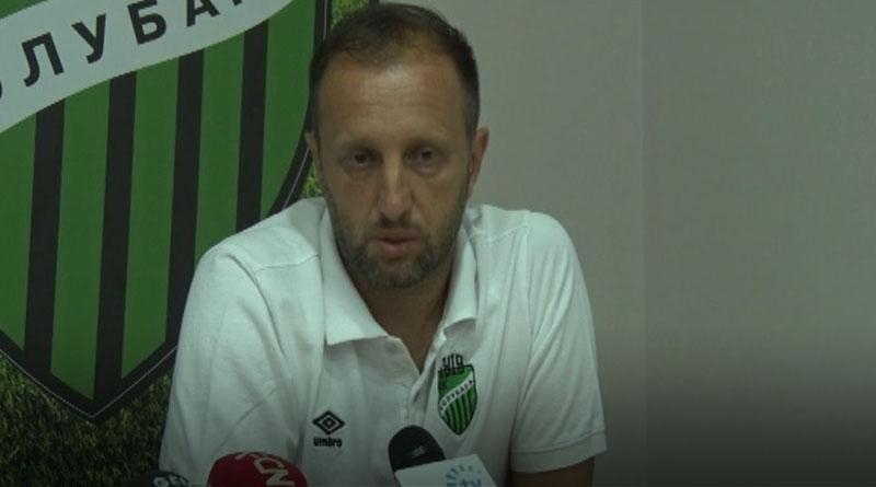 Slađan Nikolić, šef stručnog štaba Kolubare