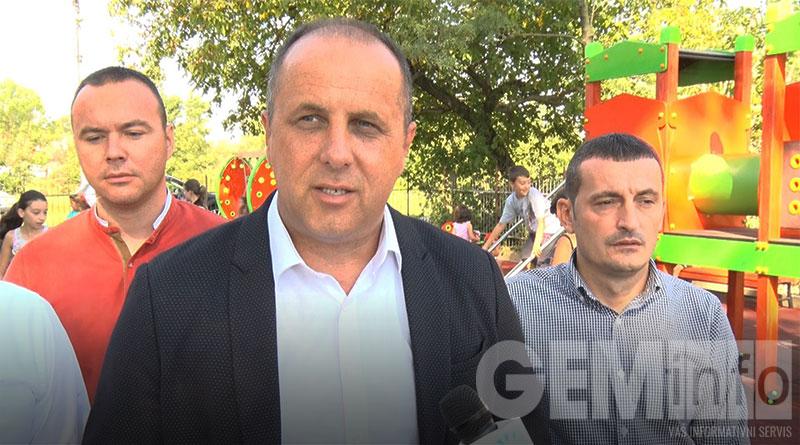 Bojan Sinđelić, predsednik GO Lazarevac