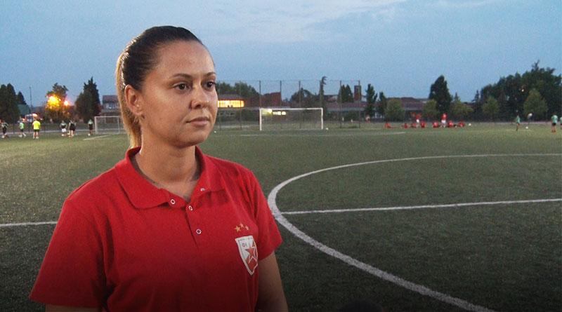 Danijela Blagojević, sportski direktor FK Real 28
