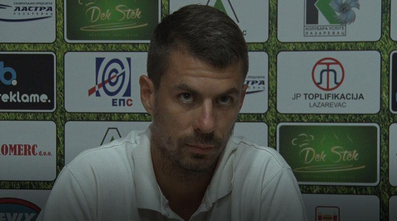 Žarko Jeličić, trener i igrač FK Budućnost