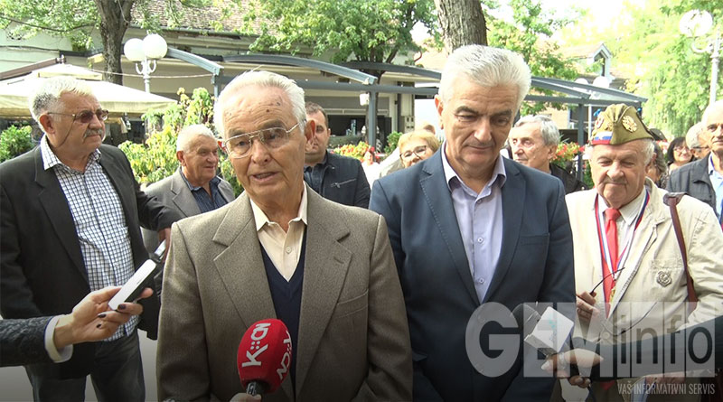 Pavle Stanivuković i Miloje Živanović
