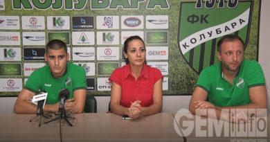 Fudbaleri Kolubare danas protiv Kabela iz Novog Sada