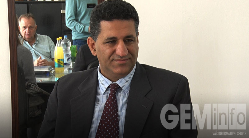Amr Aljowaily, ambasador Egipta