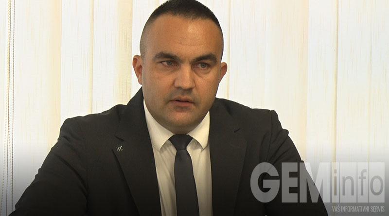Novica Ljušić, pomoćnik direktora za investicioni razvoj i unapređenje proizvodnje