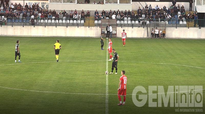 FK Kolubara, arhivska fotografija