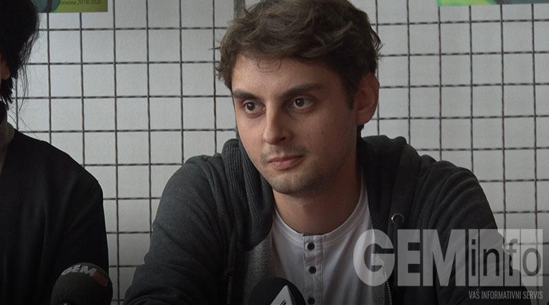 Dimitrije Stajić, glumac